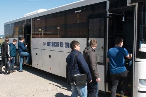 Оперативният персонал на Ростовската АЕЦ (РоАЕЦ) се завърна вкъщи след две седмици изолация в общежитие