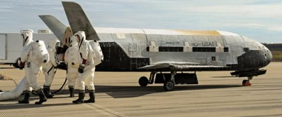 Съединените щати първи ще се опитат да прехвърлят енергия от космоса на Земята