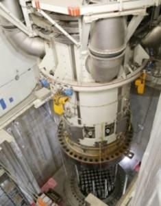"""САЩ – В ядрения остров на изграждащия се трети енергоблок на АЕЦ """"Вогтл"""" е монтиран горният блок на корпуса на реактора"""
