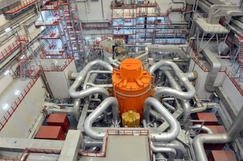 През 2022 г. в Русия ще се появи първият ядрен енергоблок, който работи изцяло с възобновяемо гориво