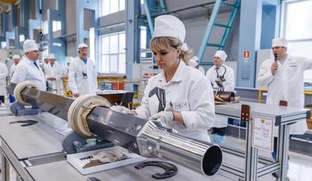 ТВЕЛ – В машиностроителния завод в Електростал бяха произведени измервателни горивни касети за Билибинската АЕЦ
