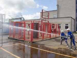 Калининската АЕЦ е готова да работи в условията на високи летни температури