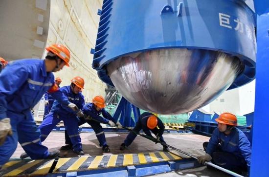 Китай ще стане лидер в ядрената енергетика, тъй като Пекин разчита на собствените реактори