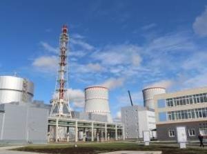 Френски специалисти оборудваха енергоблок № 2 на Ленинградската АЕЦ с резервни дизелови генератори