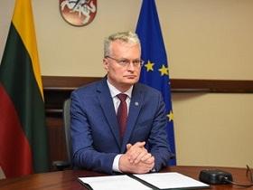 Президентът на Литва моли ЕК да помогне за организиране на бойкот срещу Беларуската АЕЦ