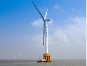Китай – Шанхай спира субсидирането на вятърните електроцентрали разположени на сушата