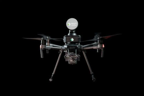 САЩ – EPRI представи първя си автономен безпилотен летателен апарат (дрон) за работа вътре в енергоблока на АЕЦ