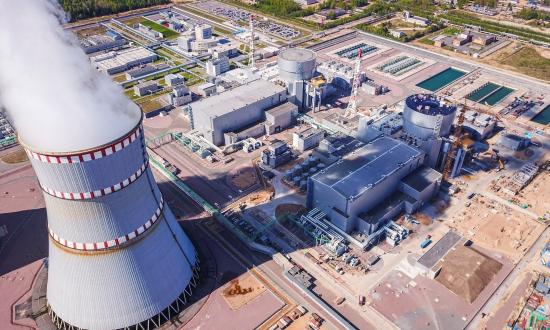 Четири нови ядрени енергийни блока ще бъдат изградени в Русия