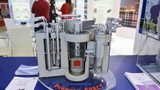 Лицензията за изграждане на реактора БРЕСТ-ОД-300 трябва да бъде издадена до края на юни