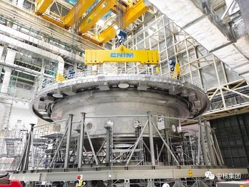 Започна изграждането на ITER