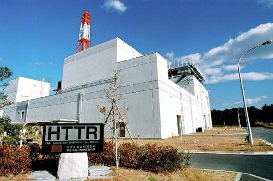 Японският HTTR прави още една стъпка към рестартирането
