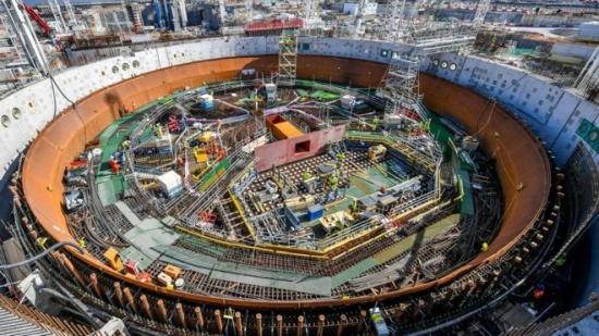 Великобритания – на строежа на АЕЦ Hinkley Point C възникна инцидент в бетонения завод.
