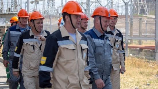 Арменска АЕЦ – «Атомэнергоремонт» се подготвя за отгряване на корпуса на реактора, което означава ново ПСЕ на енергоблока
