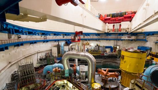На енергоблоковете на Балаковската АЕЦ бяха модернизирани системите за безопасност на реакторните установки