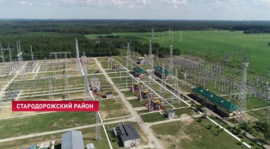 Беларус – Най-мощната разпределителна подстанция е готова за пускане на Беларуската АЕЦ