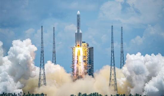 Китай успешно стартира първата си мисия към Марс