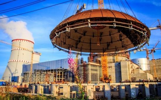 Росатом планира да пусне втори блок на Ленинградската АЕЦ през септември