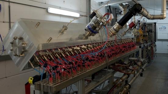 Монтиран е ускорителят за новия белгийски изследователски реактор Myrrha