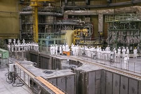 Ленинградска АЕЦ – Започнаха пусковите операции на новия енергоблок