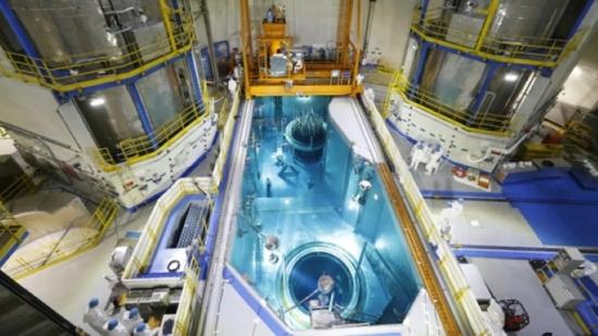 """Китай – Завърши първоначалното зареждане на пети блок на АЕЦ """"Тянван"""" със свежо ядрено гориво"""
