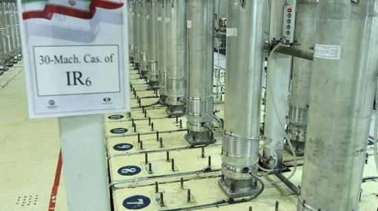 В Иран 1044 центрофуги обогатяват уран в ядреното съоръжение във Фордо