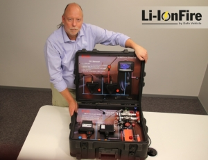 Електромобилите  и хибридите ще получат безпрецедентна система за пожарна безопасност – Li-IonFire