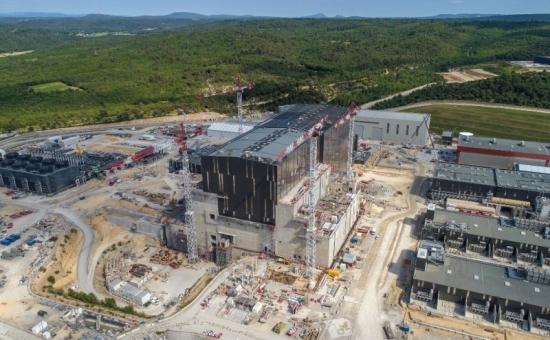 Планира се забавянето на създаването на ITER поради пандемията да бъде преодоляно до края на годината
