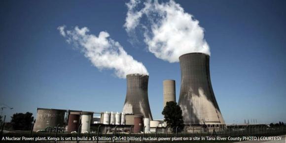 Кения планира атомна електроцентрала за 5 милиарда долара в района на Tana River