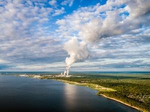 Ленинградската АЕЦ намали консумацията на вода с една четвърт
