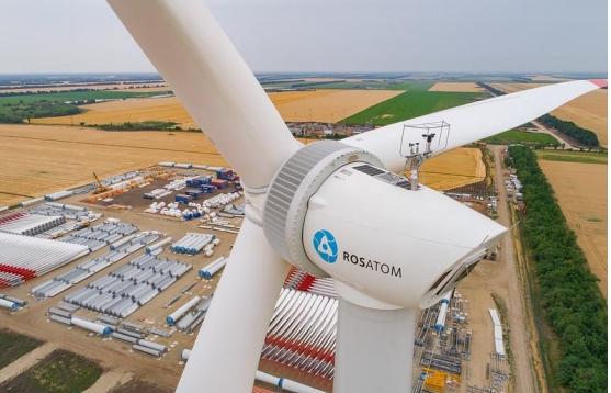 Русия – За 2 години в Ростовска област ще пуснат 700 MW вятърни мощности