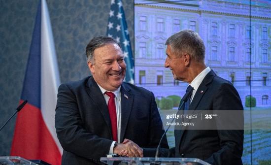 Помпео не получи гаранции от Чехия за доизграждането на атомната електроцентрала Дуковани, заяви министър-председателят Бабиш – и още нещо