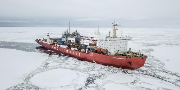 Северният морски път ще стане целогодишен