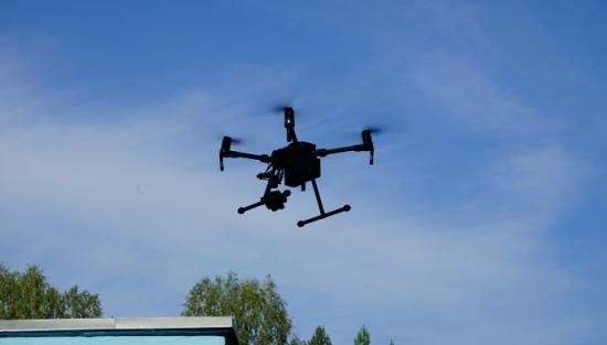 В Сибирския химически комбинат ще използват дрон за инспектиране на оборудването