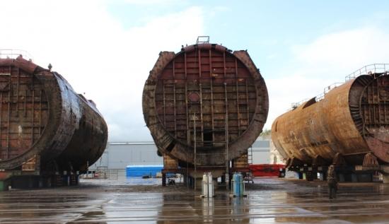 Русия – Станаха известни сумите, изразходвани за утилизация на ОЯГ от изведените от експлоатация атомни подводници