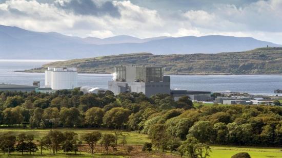 "EDF ще затвори атомната електроцентрала ""Hunterston B"" през 2022 година"