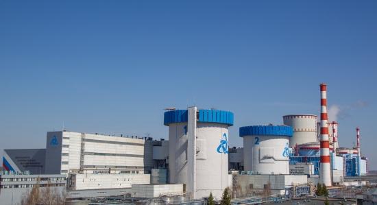 За първи път сред атомните електроцентрали с руски дизайн Калининската АЕЦ извърши мащабна модернизация на системите за жизнено осигуряване на енергоблок