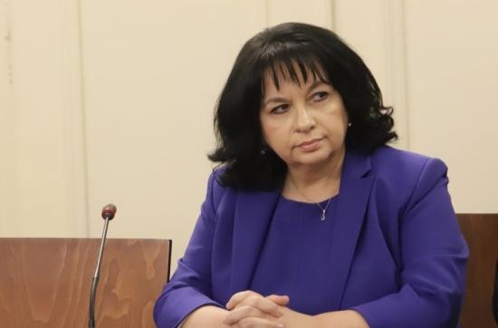 """Министър Петкова: Строежът на """"Белене"""" ще продължи, откъдето е спрял"""