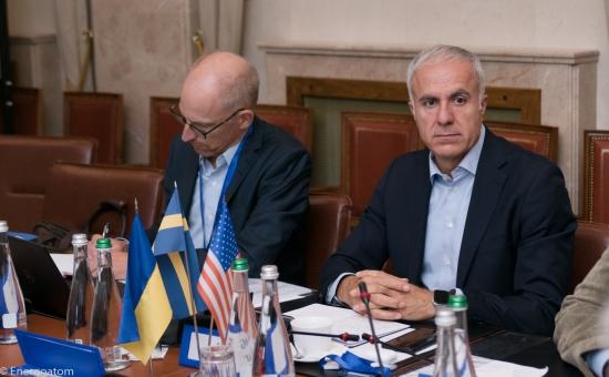 Президентът на Westinghouse Electric Sweden AB Азиз Даг: За нас е много важно да помогнем на Украйна да осигури енергийната си сигурност