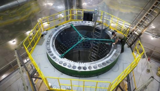 "Атоммаш – Започна контролното сглобяване на реактора за първи енергоблок на АЕЦ ""Аккую"""