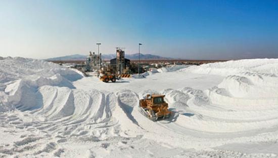 Руската URANIUM ONE ще достигне през 2030 година 10% от добива на литий в света