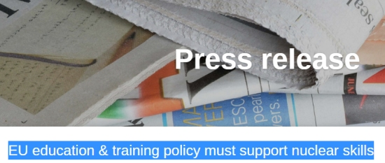 Европа – Foratom призовава политиците и индустрията да се справят с недостига на ядрени умения