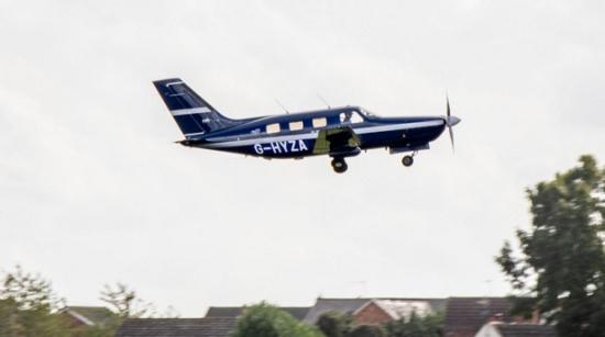 Пътнически самолет, задвижван с водород, направи първи полет