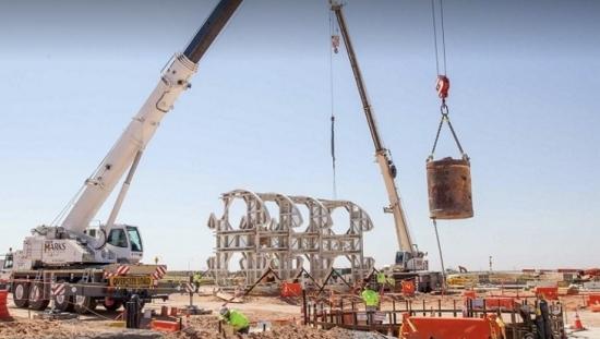 Изгражда се нова вентилационна система в американското съоръжение WIPP за финална изолация на РАО