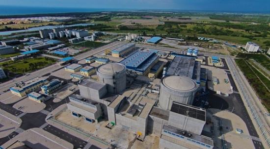 Китайските власти одобриха изграждането на два нови ядрени проекта.