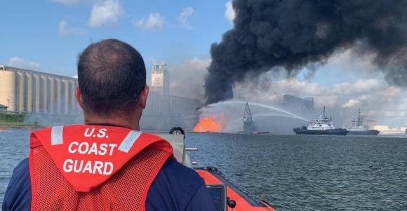 САЩ – Инцидентът с взривения и потънал кораб-продълбочител «Waymon L Boyd» е бил и радиационен