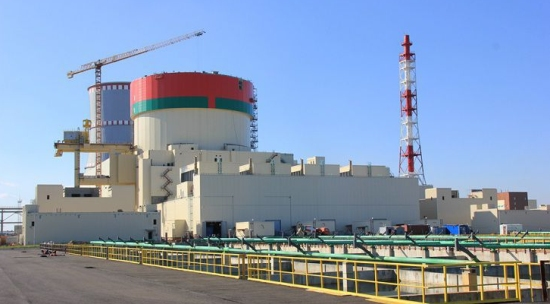 Беларуска АЕЦ – Реакторната установка за първи път излезе на МКУ