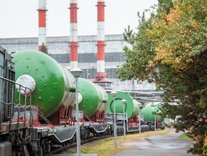 «ЗиО-Подольск» изпрати комплект оборудване за АЕЦ «Руппур» в Бангладеш