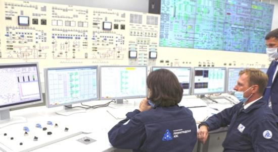 Новият енергоблок на Ленинградската АЕЦ ще започне да произвежда електроенергия през есента на 2020 година