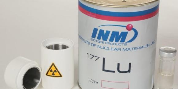 """""""Росатом"""" доставя за първи път лутеций-177 на европейско лечебно заведение"""
