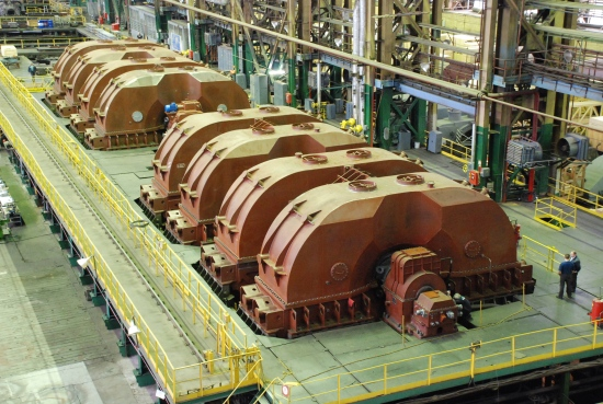 Беларуска АЕЦ – Направена е първата стъпка към енергийния пуск – развъртане на турбината